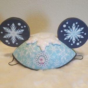 Frozen Mickey Ears Adult Size